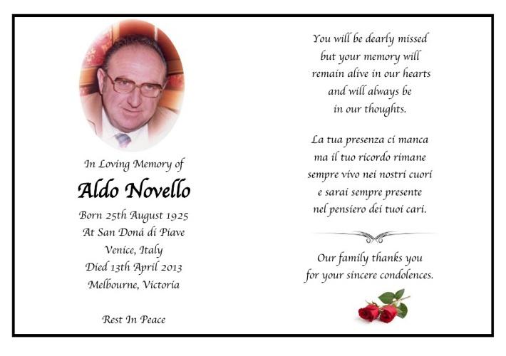 Aldo Novello