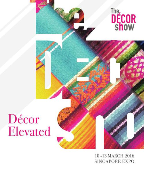 The Decor Show 2016 Brochure - International Furniture Fair Sing