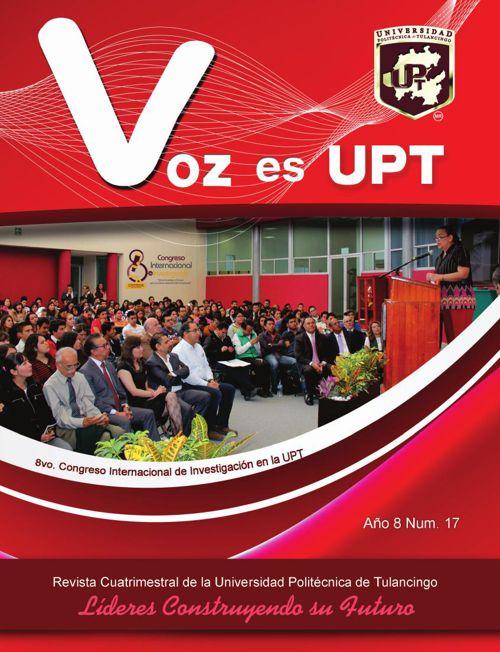 REVISTA Noviembre - Diciembre 2015 UPT