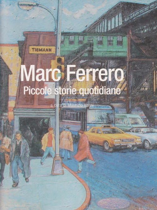 Marc FERRERO PICCOLE STORIE QUOTIDIANE