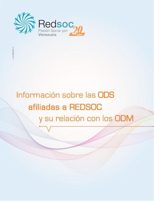 Información ODS afiliadas a Redsoc  y ODM