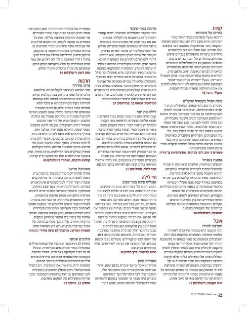 כתבה בבל מוד