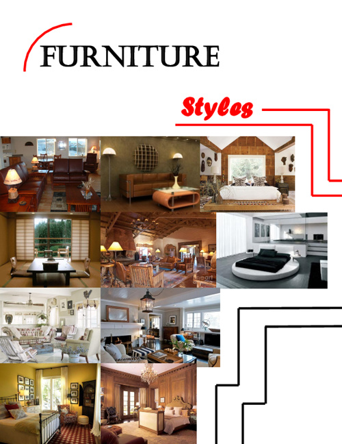 Furniture Styles-Christina T