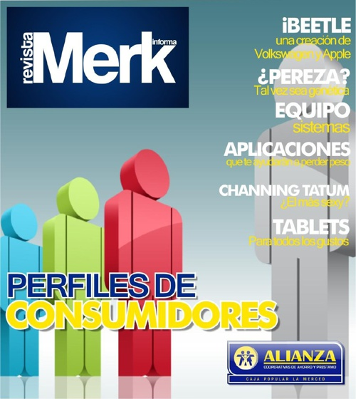 REVISTA MERK INFORMA MAYO/JUNIO 2013