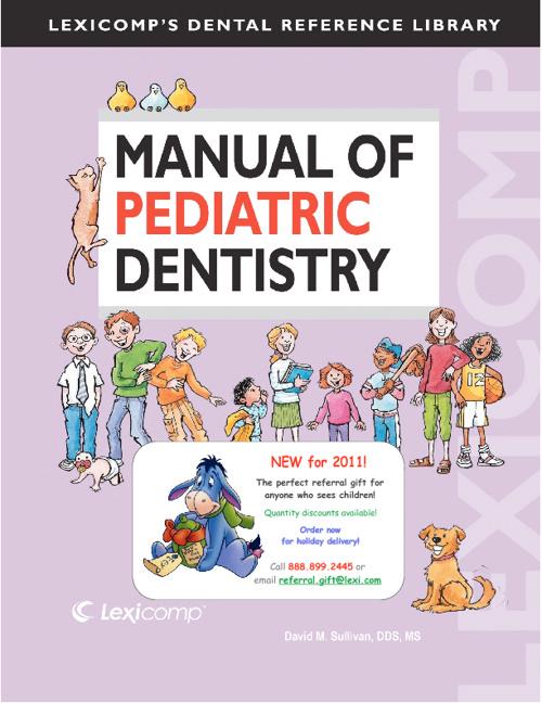 Manual Pediatric Dentistry