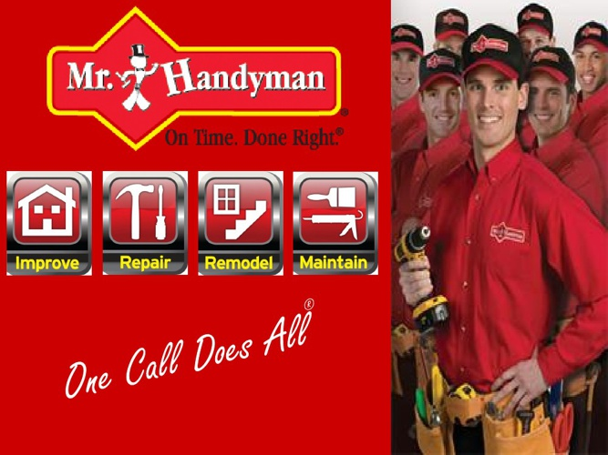Enhance Your Home with Mr Handyman