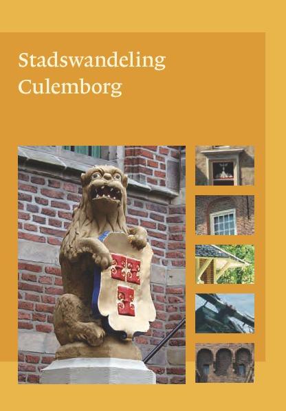 Stadswandeling Culemborg