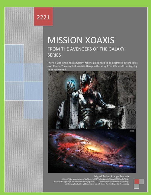MISSION OAXIS