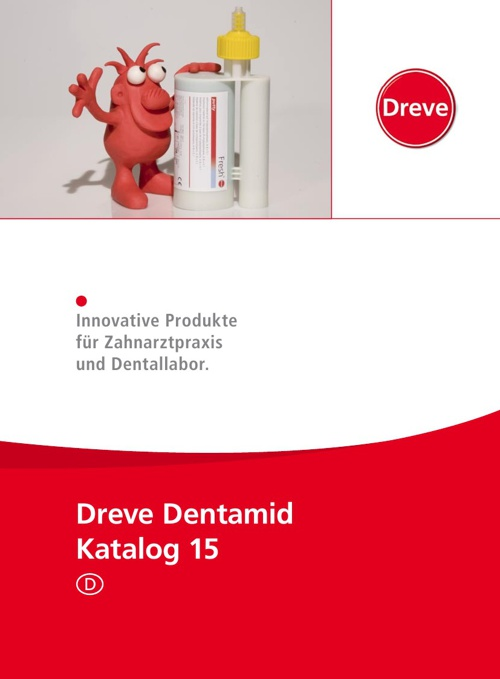 Dreve Dentamid Katalog 15