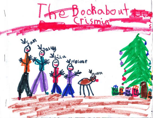Lila Christmas Book 2011