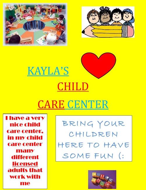 Kayla's Child Care Center