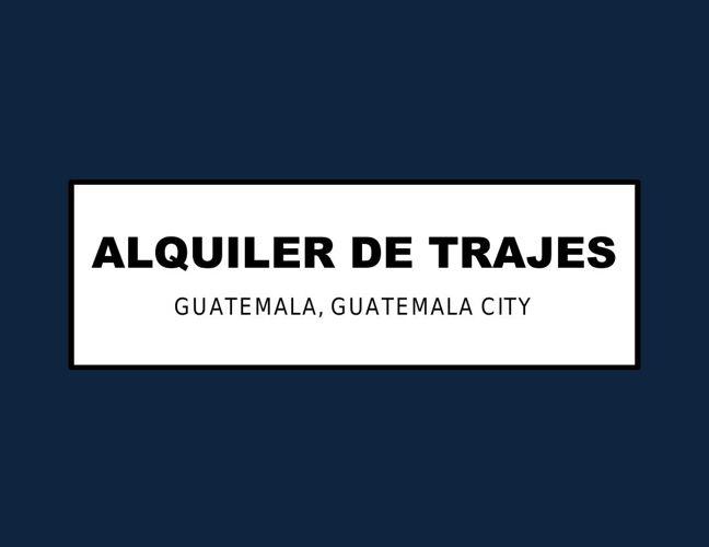 ALQUILER DE TRAJES   8