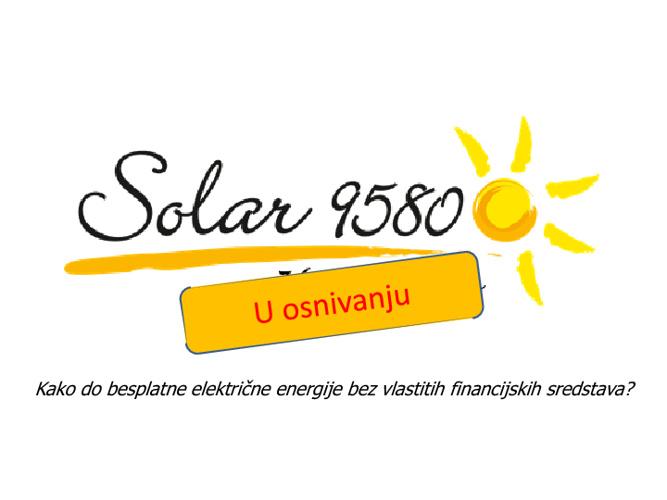 Naslovna:prodajna mapa solar 9580