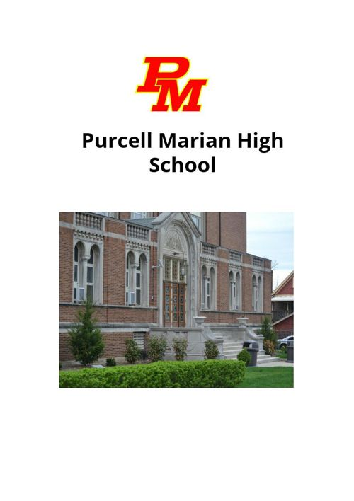 Copy of 2016-17 Purcell Marian Course Catalogue