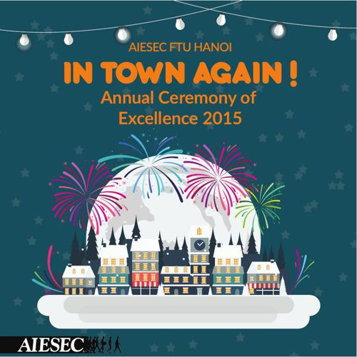 [AIESEC FTU Hanoi] ACE2015 Booklet Final