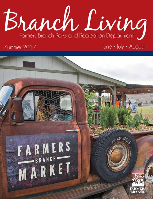 Branch Living | Summer 2017