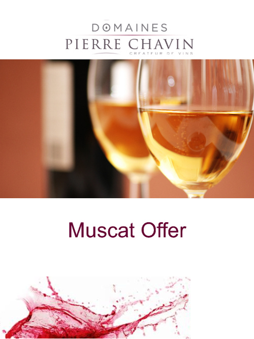 Domaines Pierre Chavin - Muscat Offer