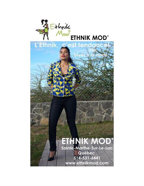 Catalogue Ethnik MOD' (1ere partie)