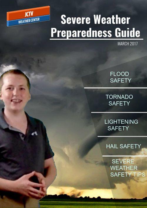 JCTV Weather Center Severe Weather Preparedness Guide