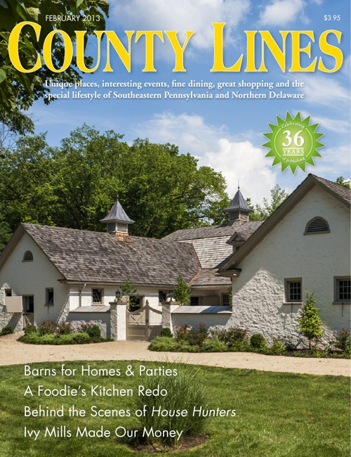 County Lines Magazine - February 2013