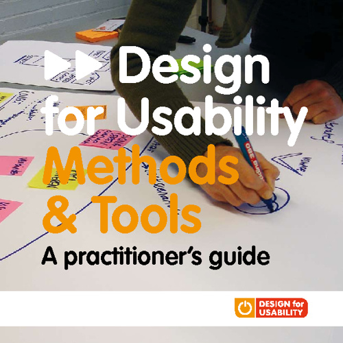 Design for Usability: Methods & Tools