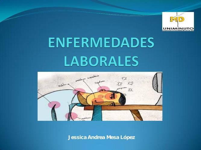 ENFERMEDADES LABORALES