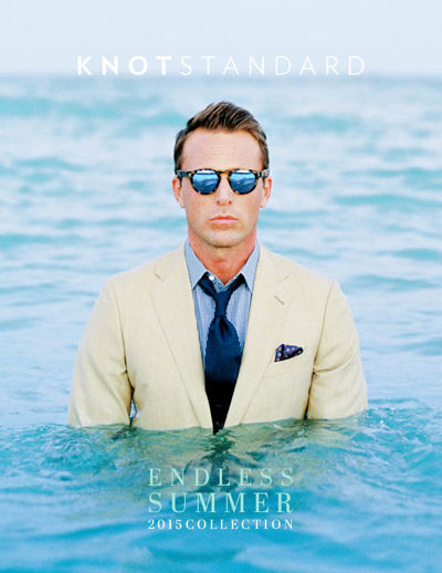ENDLESS SUMMER - Knot Standard 2015 Summer Look Book