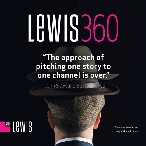 LEWIS 360 Global Newsletter - July 2016