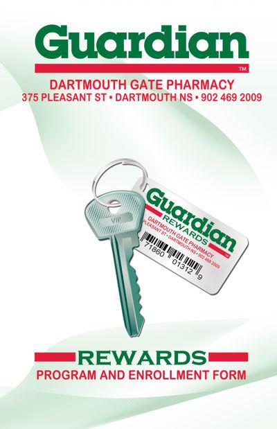 Guardian Dartmouth Gate Rewards