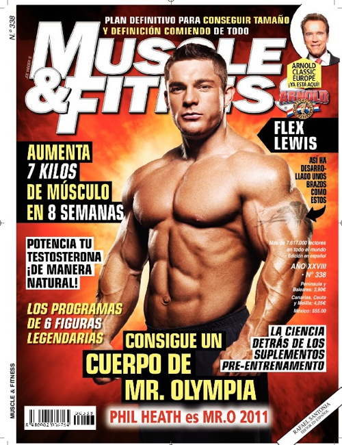 Muscle & Fitness 338