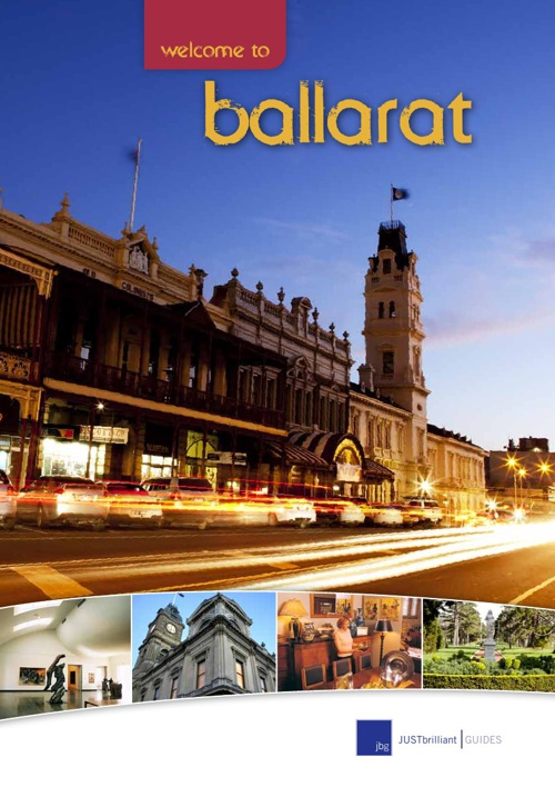 Ballarat Visitors Guide