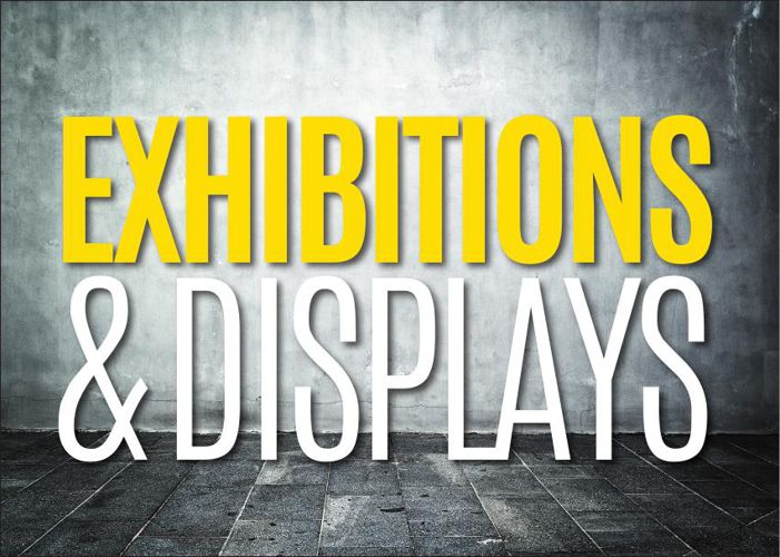 Exhibitions & Displays 2016