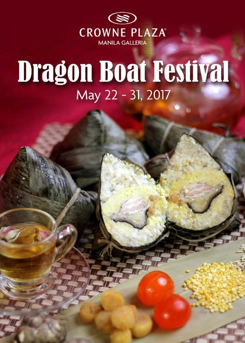 Crowne Plaza Manila Celebrates Dragon Boat Festival