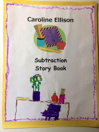 CEllison Math Subtraction Story Book 11-15