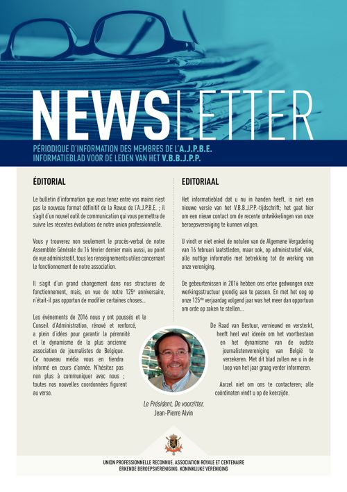 NEWSLETTER AJPBE WEB