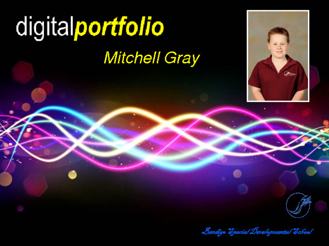 Mitchell Gray Flip Book