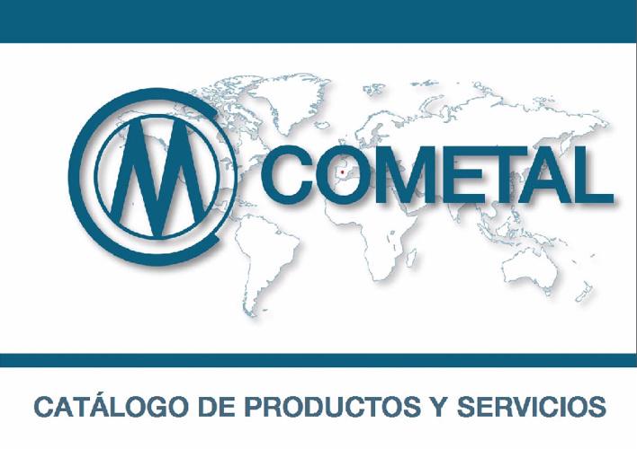 Catálogo de COMETAL S.A.