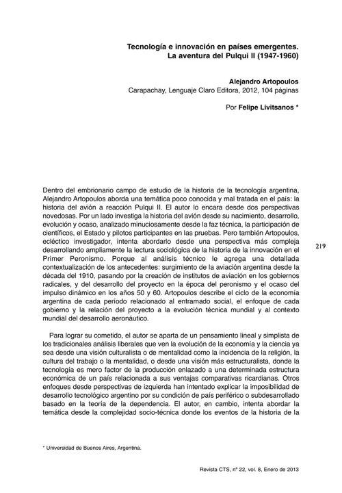 VOL08/N22 - Livitsanos