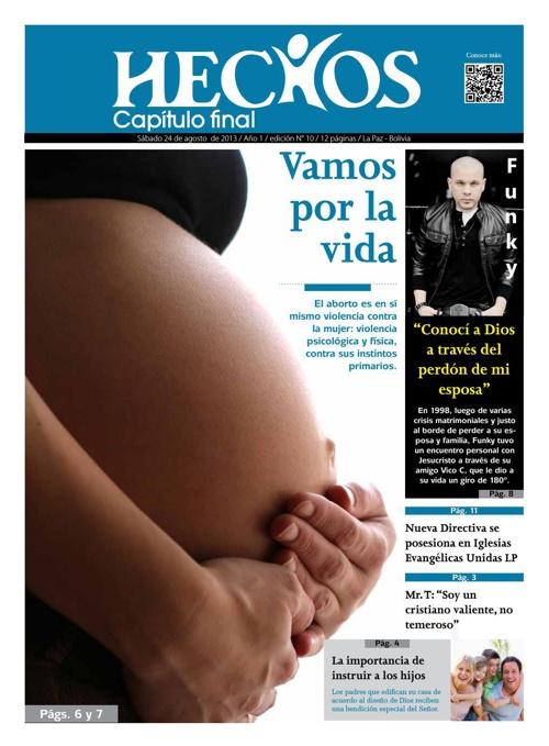 Periodico Hechos Nro. 10
