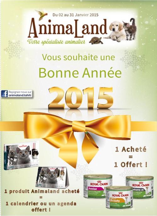 Catalogue Animaland - Janvier