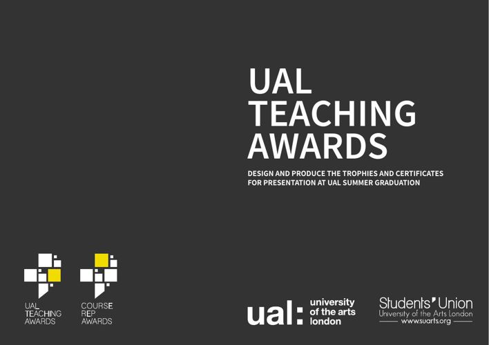 Teaching Awards - Trophy and Certificate Competition