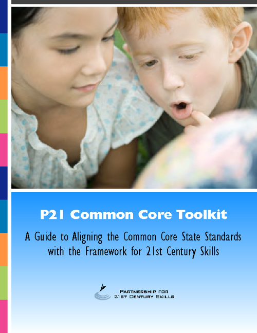P21 Toolkit/Common Core