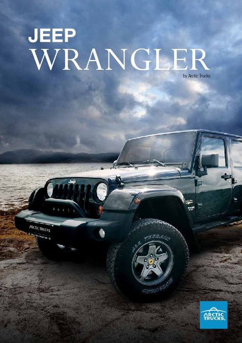 Jeep Wrangler AT