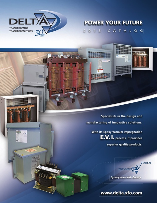 Delta Catalogue ENG 2013 V2