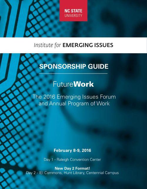 2016 Sponsorship Guide