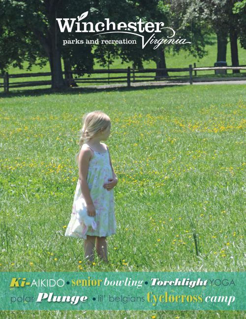 Winchester Parks and Recreation Summer 2015 Activity Guide