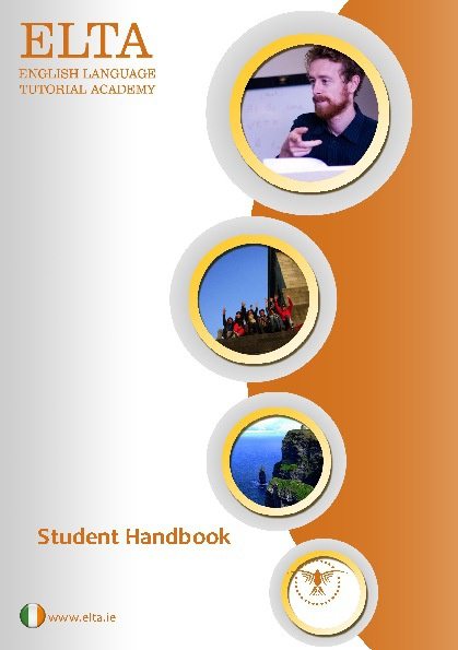 ELTA Student Handbook