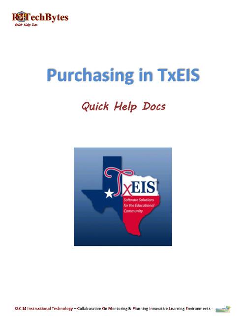 TxEIS Business