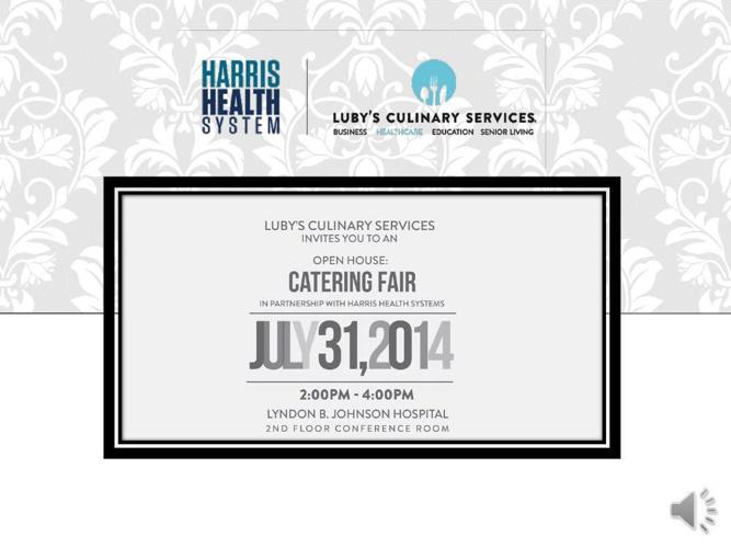 LBJ Open House Presentation - Summer 2014