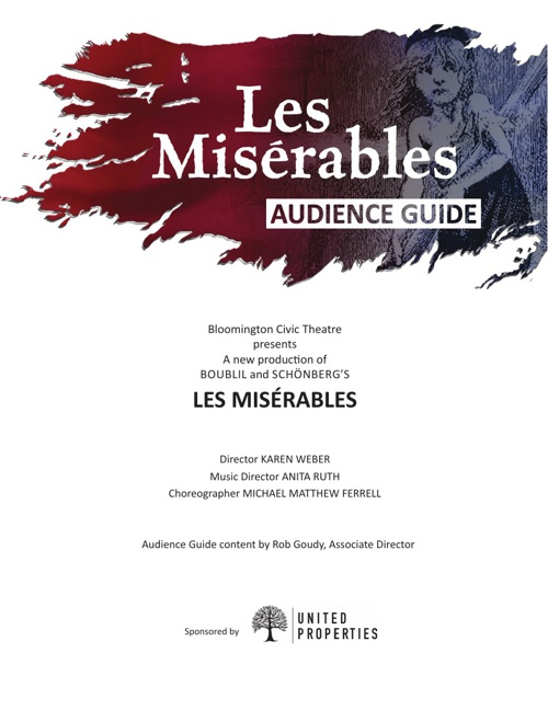 Les Misérables Audience Guide